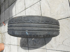 185 65 R15 Bridgestone Tyre And Wheel 7mm