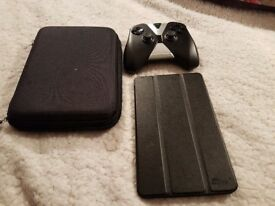 Nvidia shield k1 android tablet with extras
