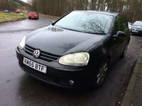 GOLF GT TDI 4-MOTION.....MOT DEC 2017