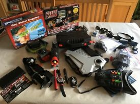 Spy gear - wide assortment all VGC and priced to sell !