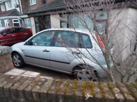 Ford Fiesta.Low mileage for year