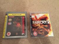 PS3 Metal Gear Solid 4: Guns of the Patriots - Far Cry 2