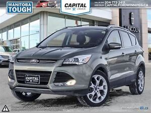 2013 Ford Escape Titanium 4WD *Nav-Moonroof-Leather*