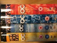 The OC DVD Boxset series 1-4