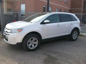 2013 Ford Edge LEATHER NAV SUNROOF