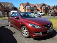 2009 (59) MAZDA 6 1.8 TS [118] 4DR SALOON PETROL ** FULL SERVICE HISTORY ** LOW MILEAGE **