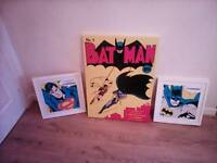 Batman superman pictures