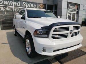 2017 Ram 1500 Sport | Leather | Side Step | Touchscreen