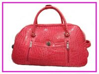 **LYDC London** Travel Bag FOR SALE. Purchaser gets FREE, BRAND NEW Snooz-A-Cap