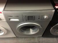 BOSCH 7KG 1200 SPIN WASHING MACHINE RECONDITIONED
