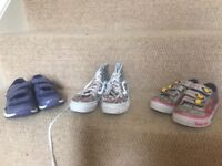 Girls shoes size 10 for sale