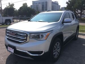 2017 GMC Acadia SLE FWD 3.6L 6-Speed Auto 7-Passenger Bluetooth