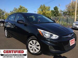 2016 Hyundai Accent GL ** HTD SEATS, BLUETOOTH, AUX. IN **