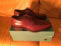 Mens Brown Clarks Shoes Size 10 (with box)