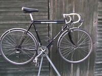 Vintage Raleigh Royal Touring Bike Reynolds 531 Frame Road Race Cycle