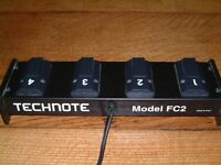 Technics 7000/6500/6000/5000 Technote Model FC2 Footswitch