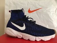 NIKE AIR FOOTSCAPE MAGISTA FLYKNIT SIZE UK 10.5 **BRAND NEW**
