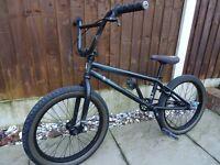 "wethepeople Arcade BMX Bicycle Bike. Black, 20"" Wheel"