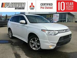 2014 Mitsubishi Outlander GT Limited Edition