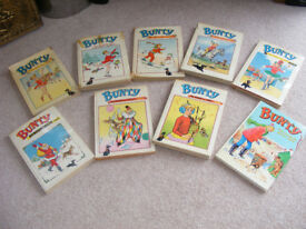 Vintage Children's Annuals