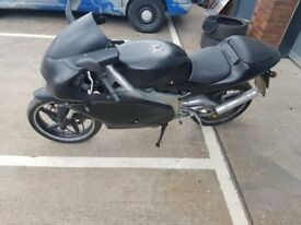 Aprilla RS 125 spares repairs project
