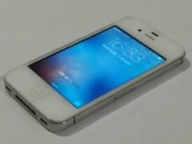 Apple iPhone 4s 16GB White - Unlocked