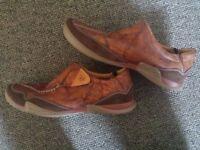 Clarks shoes size10