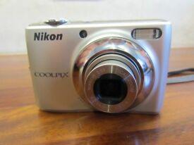 Nikon Coolpix L21 Digital Camera
