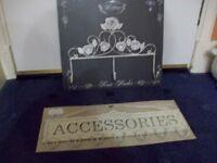 vintage style hook sets