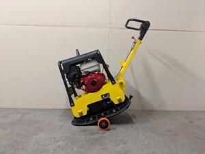 HOC C3050 HYDRAULIC HANDLE HONDA GX270 REVERSIBLE PLATE COMPACTOR + 3 YEAR WARRANTY + FREE SHIPPING
