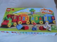 Lego Duplo No. 10558 - Learn to Count - boxed & complete