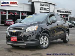 2016 Chevrolet Trax LT AWD Sun Roof - Easy to drive, and easy to