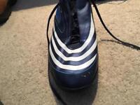 Adidas F10 size 8