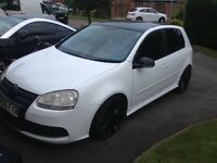 Spares or cheap repair VW R32 Replica for swaps or sale