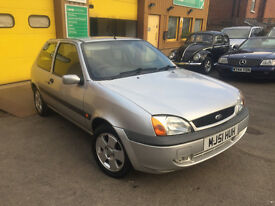FORD FIESTA 2001 FREESTYLE 1 YEAR MOT NEW TRYES STARTS & DRIVES CHEAP RUN AROUND