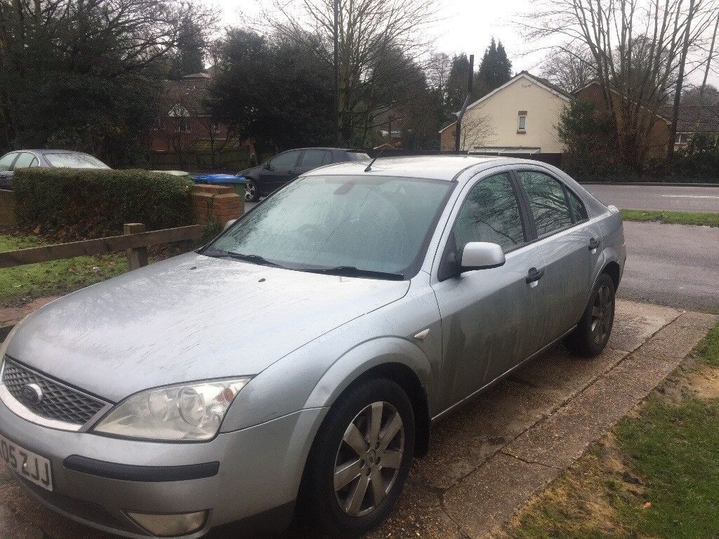 Ford Mondeo For Sale Immaculate Inside Small Dent On Back Bumper