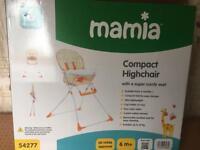 Mamia highchair