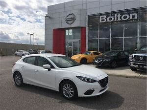 2015 Mazda MAZDA3 GS, ALLOYS, HEATED SEATS