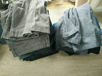 Mens trousers bundle