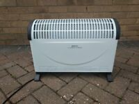 ELECTRIC WHITE CONVECTOR HEATER