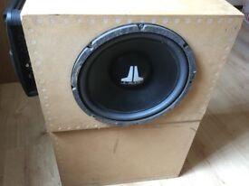 JL Audio 12 WO Subwoofer