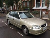 Hyundai Accent 1.4 5 door