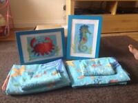 Children's bedding bundle