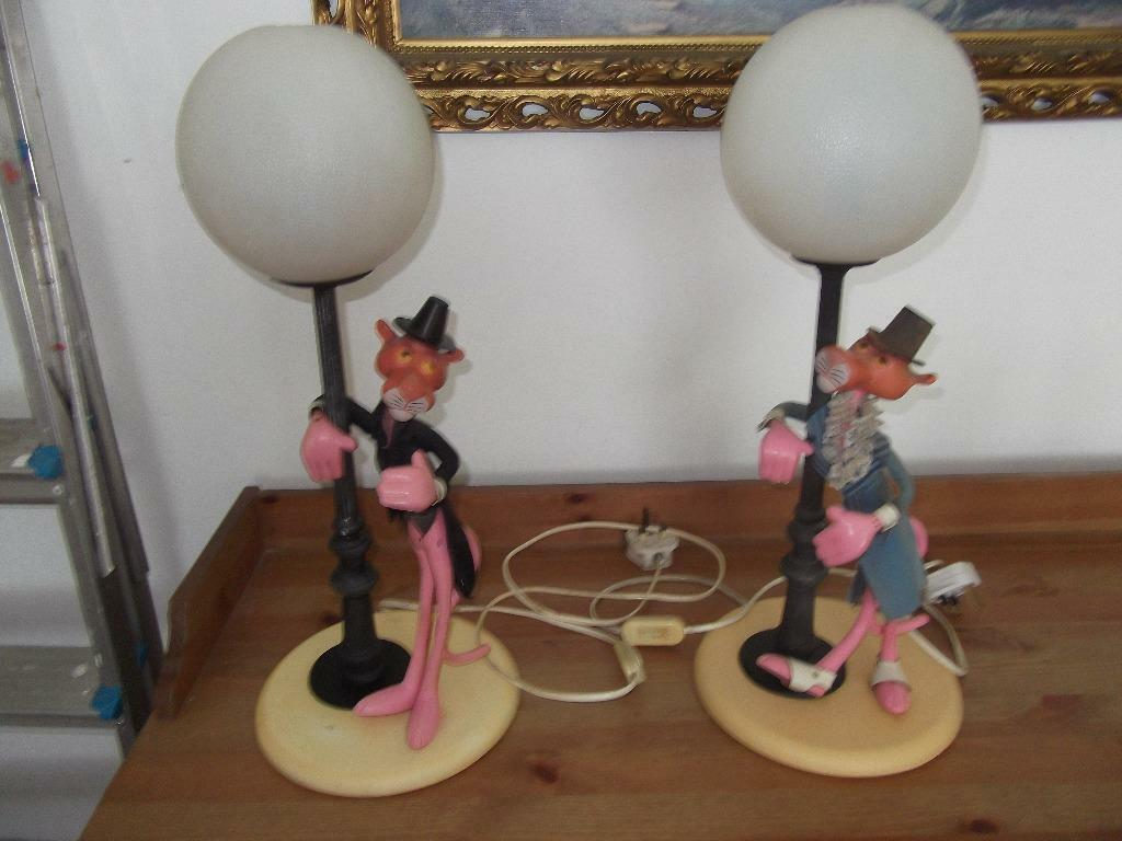 Ceiling Lights Gumtree Belfast : Pink panther lamps in east end glasgow gumtree
