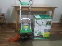 ELECTRIC CULTIVATOR **NEARLY NEW**