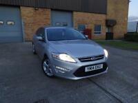 Ford Mondeo Titanium X Business Edition Tdci 5dr (silver) 2014