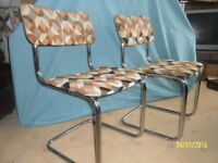 Pair of Dining Chairs (2 x chair)
