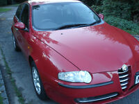 alfa romeo twin spark 1.6 low mileage long mot good condition good runner