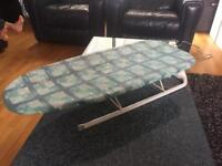 Ironing board compact
