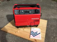 Honda EX650 Silent Generator Camping Generator Suitcase Generator